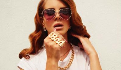 Muzyczny fenomen Lana Del Rey została modelką