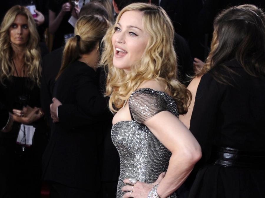 Życie Madonny w piosenkach