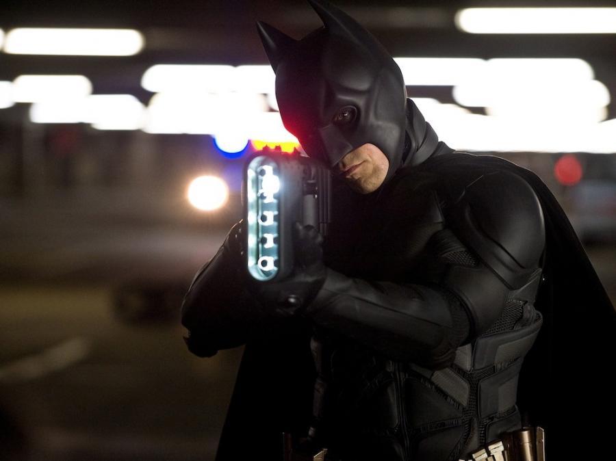 Christian Bale chce czwartego Batmana