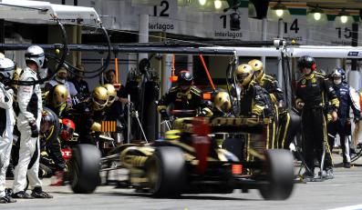 Team Lotus-Renault