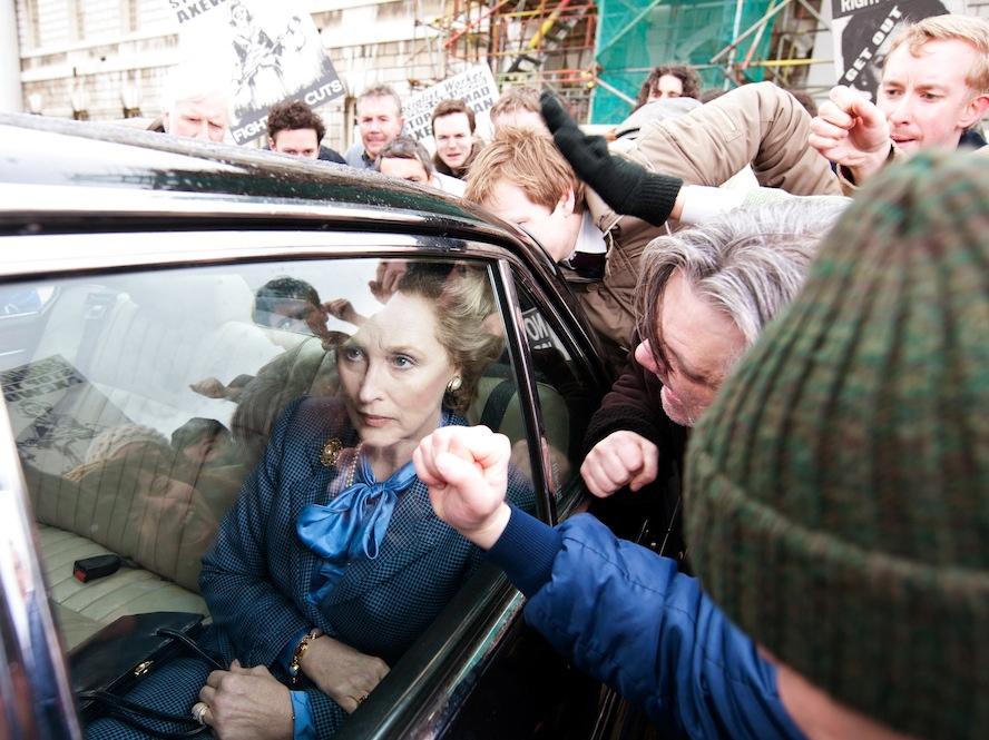 Meryl Streep w roli \