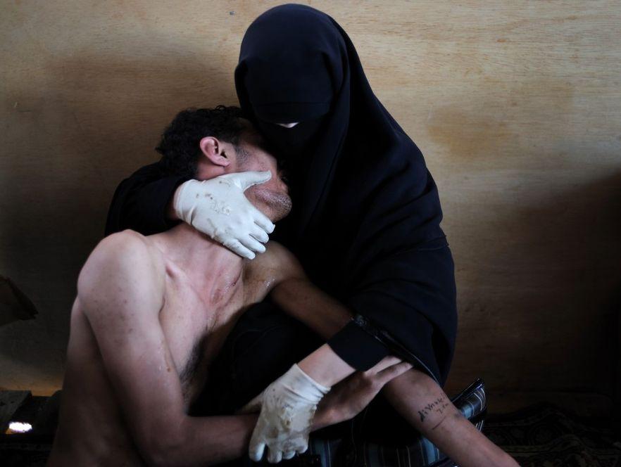 World Press Photo 2012 - zwycięskie zdjęcie Samuela Arandy