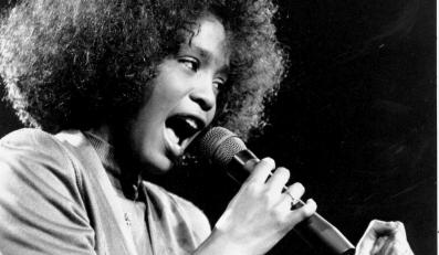 Whitney Houston – Boston, 1986