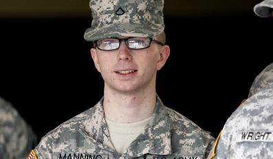 Bradley Manning może dożywocie