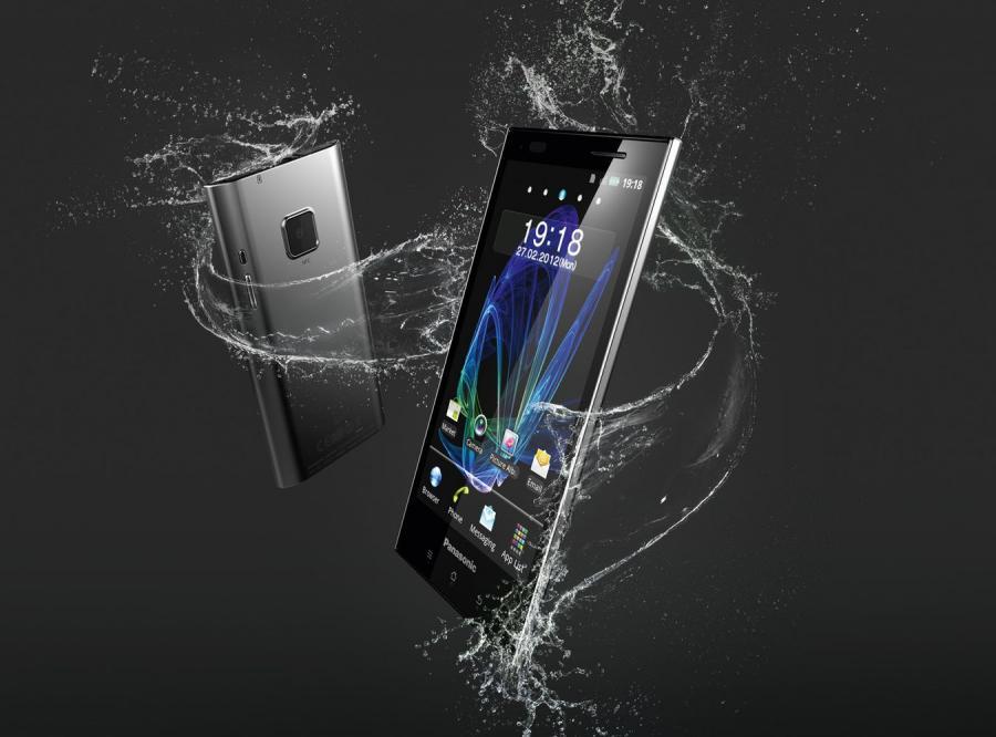 Nowy, wodoodporny smartfon Panasonica
