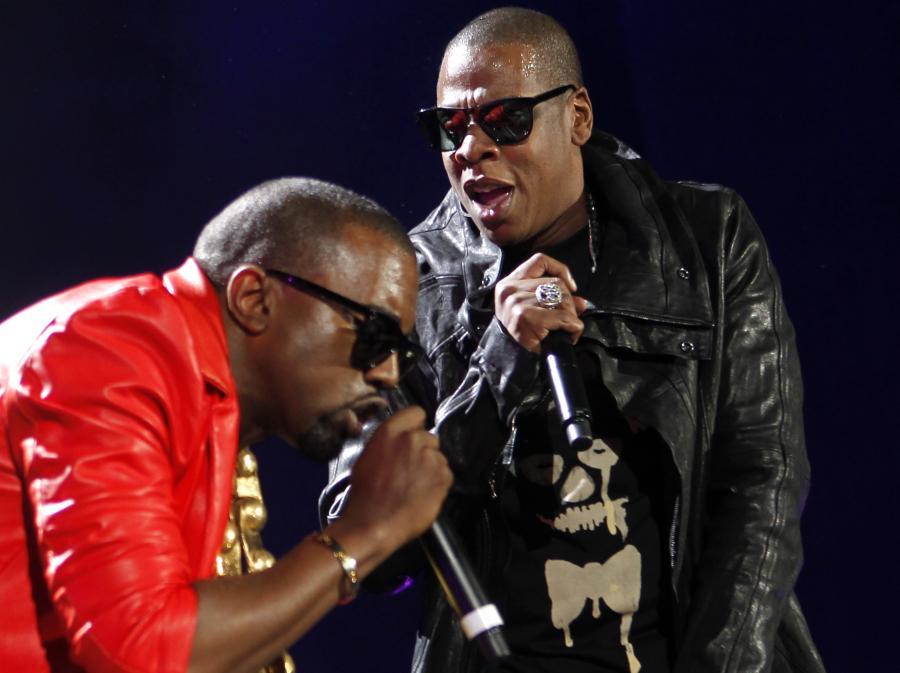 Kanye West i Jay-Z ruszyli w trasę po Europie