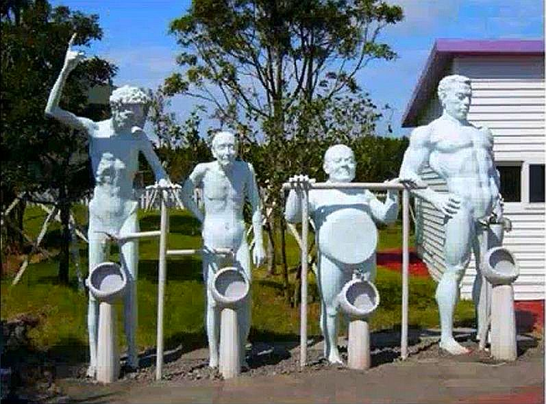 Rzeźby w Loveland