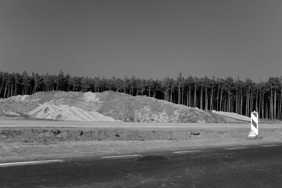 Budowa nowej autostrady