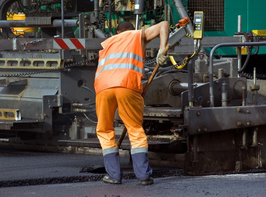 autostrada droga budowa asfalt