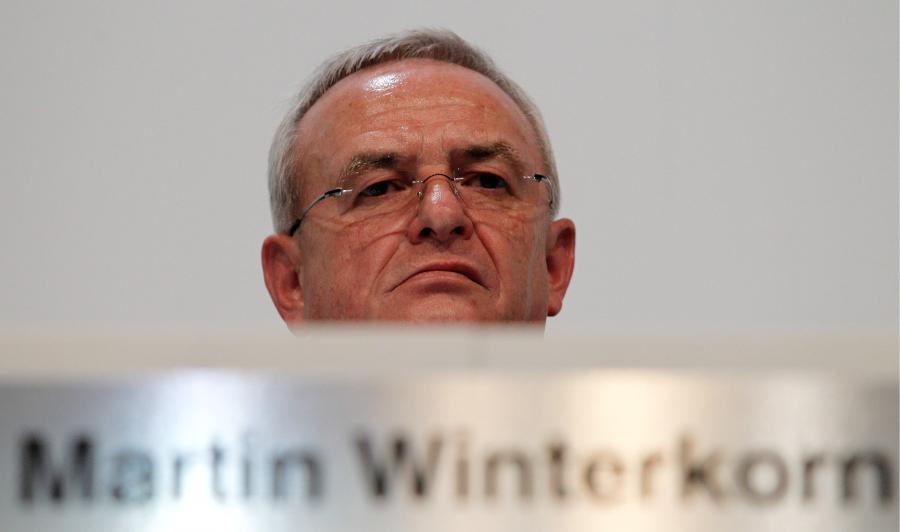 Szef Volkswagena