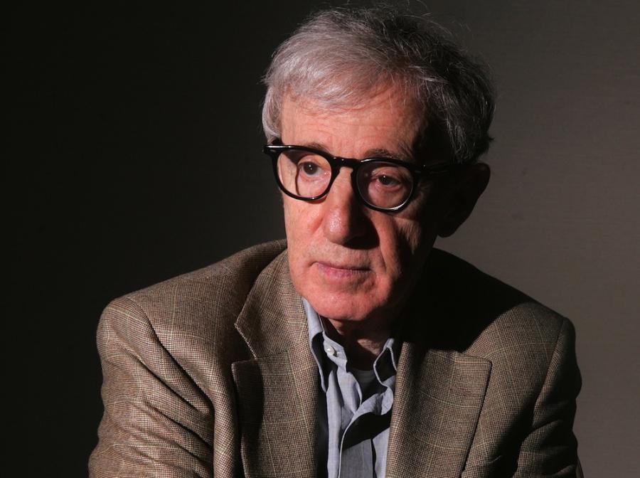 Woody Allen przedstwia \