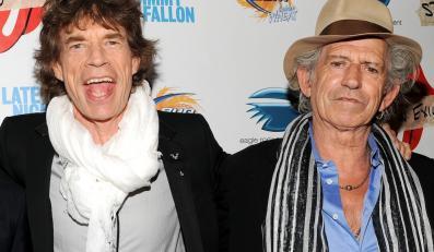 Keith Richards i Mick Jagger znów są przyjaciółmi