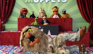 Muppety w Alei Sław