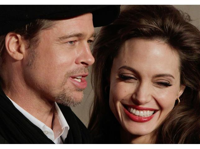 Angelina Jolie i Brad Pitt zaręczeni!