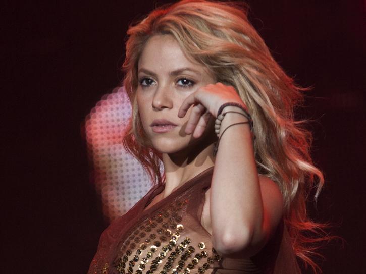 Shakira przedstawia nowy klip do \