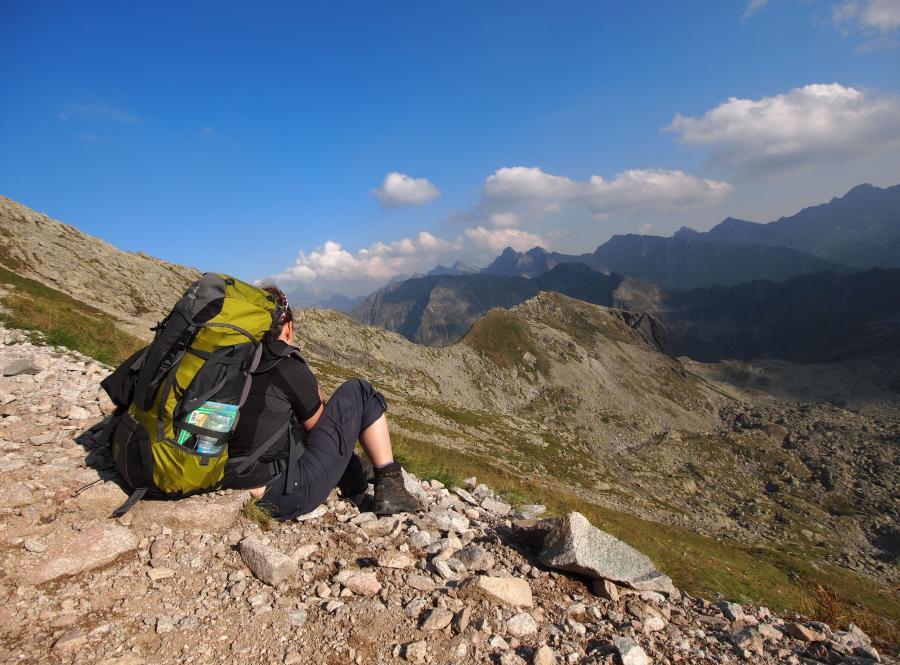 Tatrzańskie szlaki po słowackiej stronie zamknięte