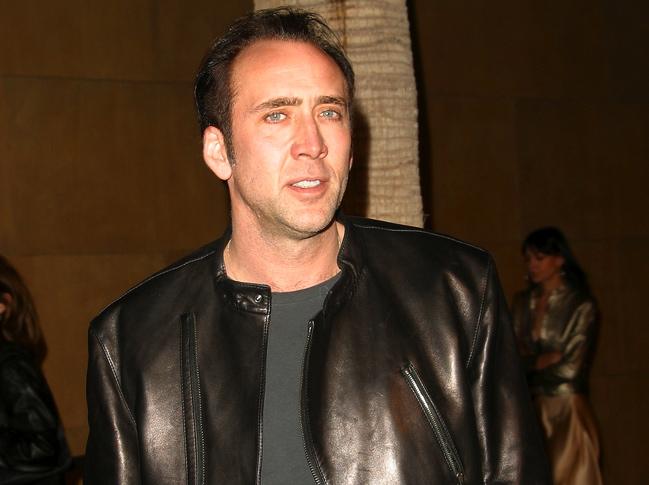 Nicolas Cage killerem w \