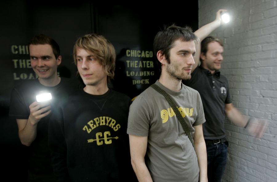 Sigur Ros wydają nowy album