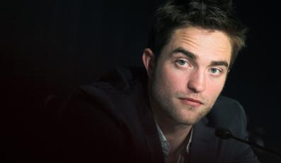 Robert Pattinson w Cannes