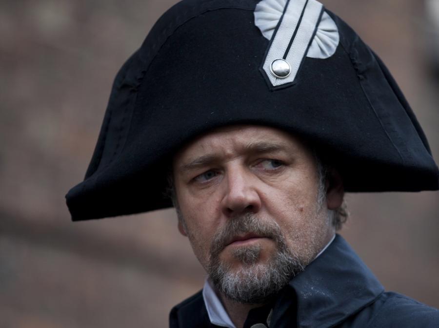 Russell Crowe w filmowych \