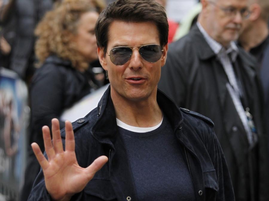 Tom Cruise chce zagrać w sequelu \