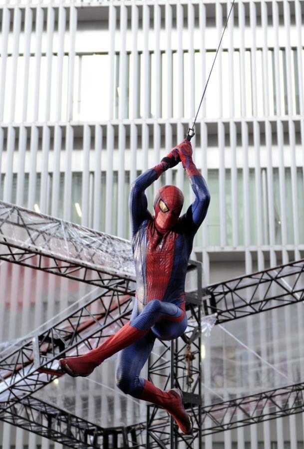 """Premiera """"Niesamowitego Spider-Mana"""" w Japonii"""