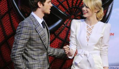 Emma Stone i Andrew Garfield na premierze w Berlinie