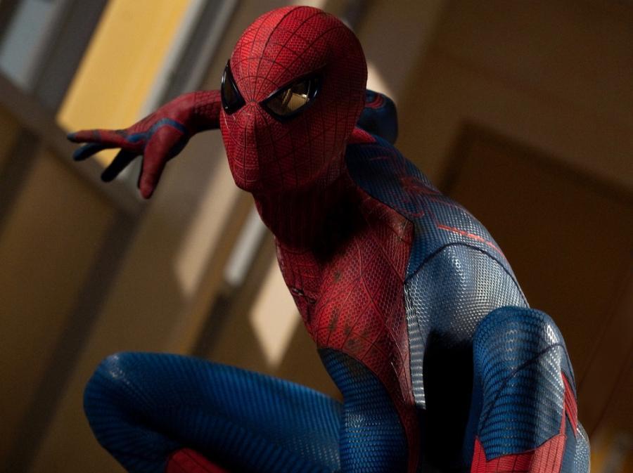 Spider-Man wróci do kin 25 kwietnia 2014 roku
