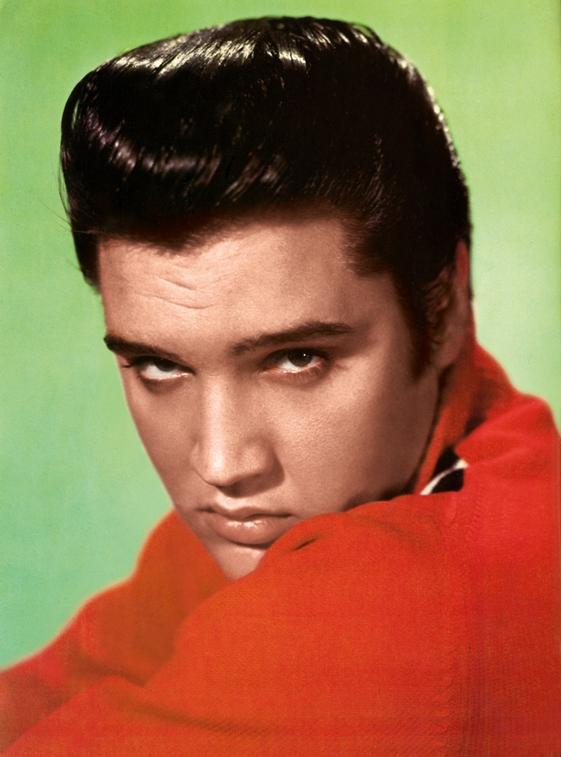 Elvis Presley (1935 –1977)