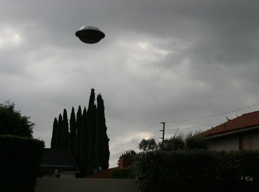 UFO (zdjęcie ilustracyjne)