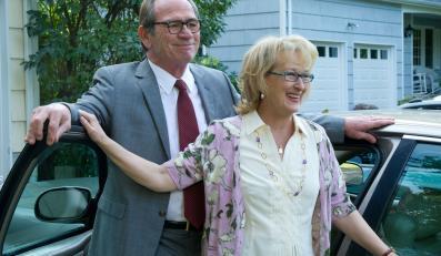 """Meryl Streep i Tommy Lee Jones w filmie """"Dwoje do poprawki"""""""