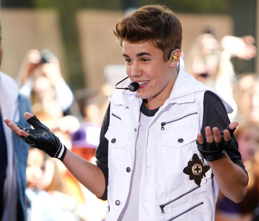 Justin Bieber został okradziony