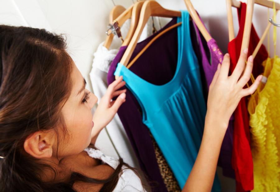 Garderoba kobiety