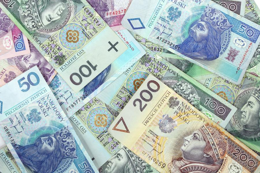 Pieniądze - zdjęcie ilustracyjne