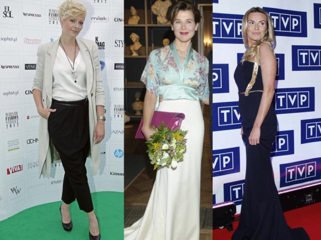Odeta Moro-Figurska, Katarzyna Herman i Hanna Lis