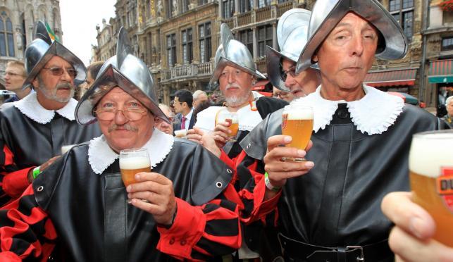 Weekend Piwa Belgijskiego w Brukseli