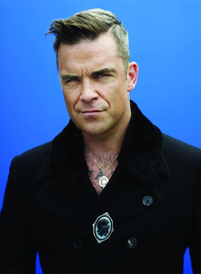 Robbie Williams ma dla fanów prezent