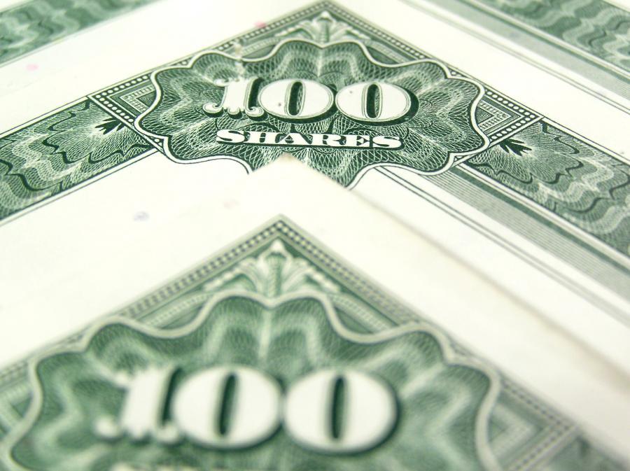 Obligacje - zdjęcie ilustracyjne