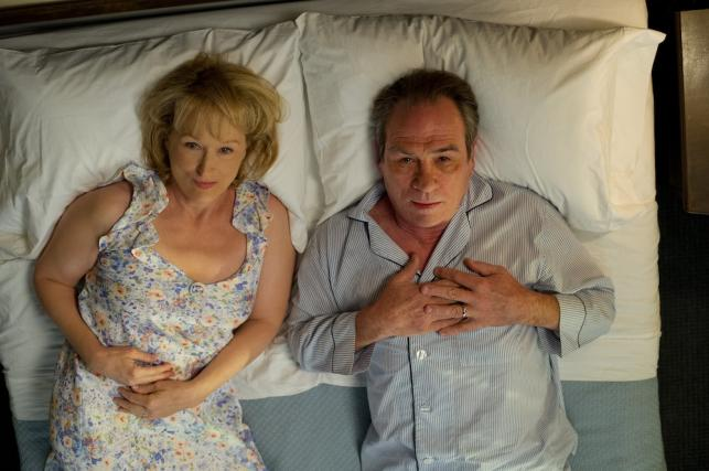 """""""Dwoje do poprawki"""": Meryl Streep i Tommy Lee Jones"""