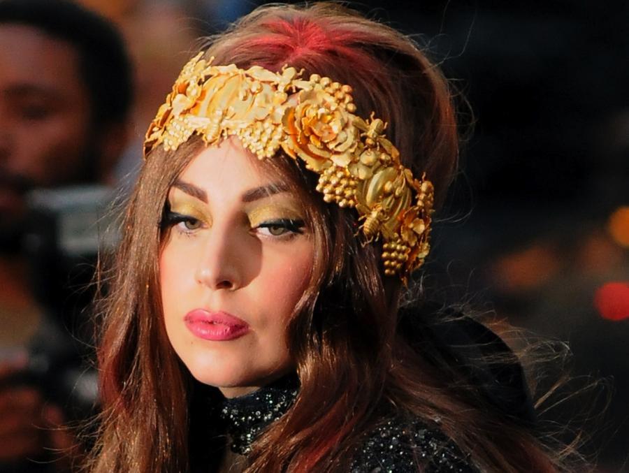 Lady GaGa spodziewa się dziecka?