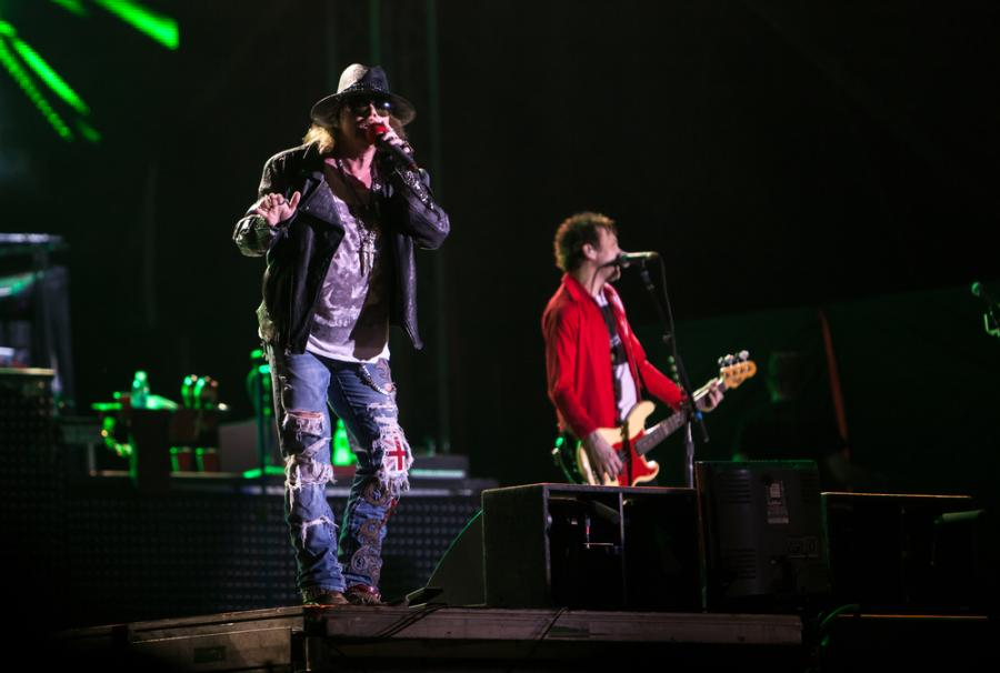 Guns N\'Roses powrócą w 2016 roku