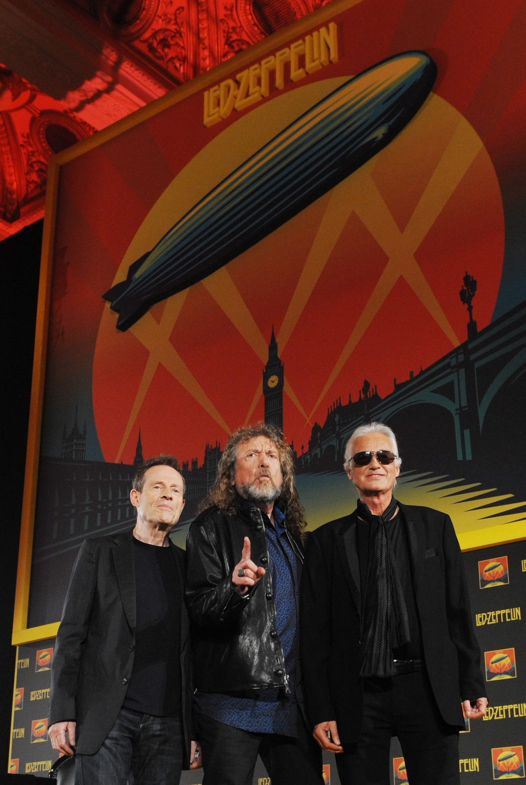 Led Zeppelin obchodzi znów \