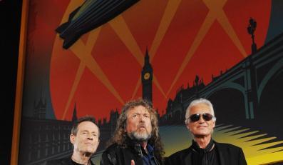 "Led Zeppelin obchodzi znów ""Celebration Day"""