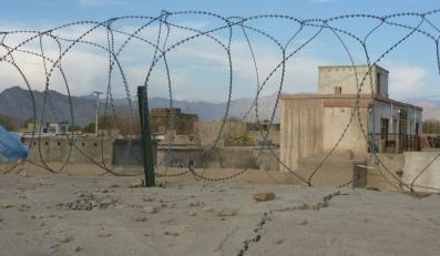 Baza wojskowa w Afganistanie