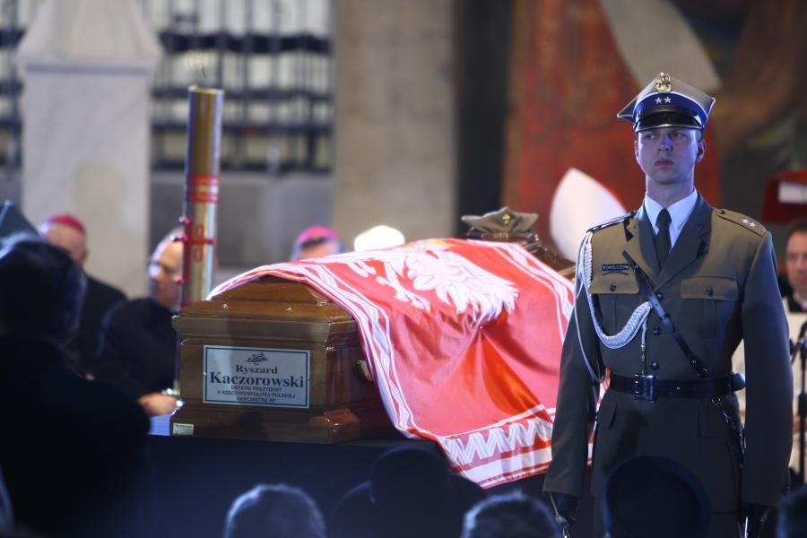 Pogrzeb Ryszarda Kaczorowskiego