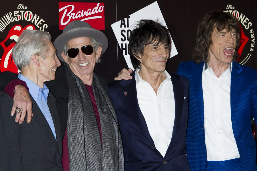 The Rolling Stones zapowiadją \