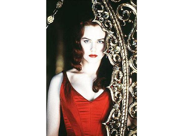 """Nicole Kidman w """"Moulin Rouge"""""""