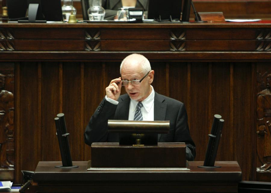 Minister Michał Boni