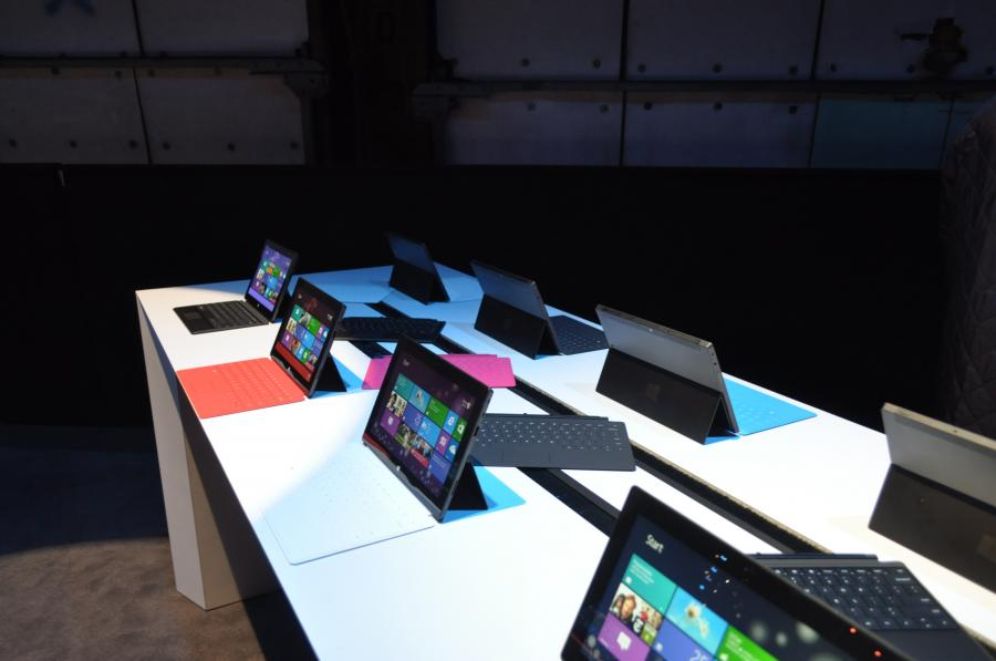 Surface, nowy tablet Microsoft