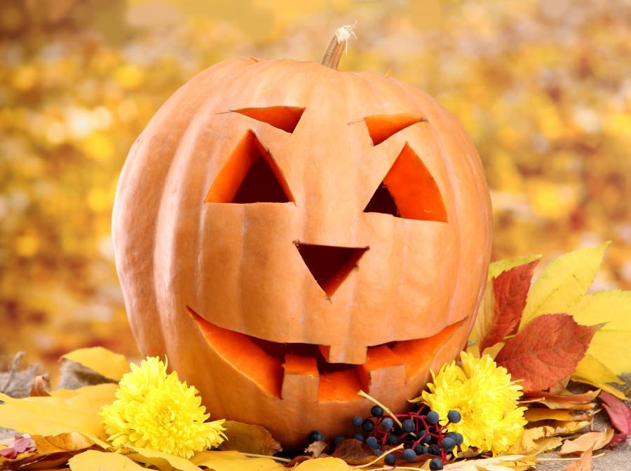 Dynia - jeden z symboli Halloween